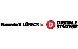 Mitglied Energiecluster Lübeck Hansstadt Luebeck Digitale Strategie Logo