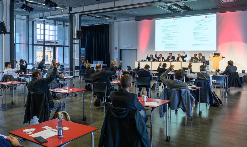 Rückblick zur Mitgliederversammlung 2021